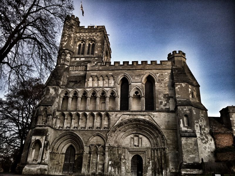 Priory Church Dunstable