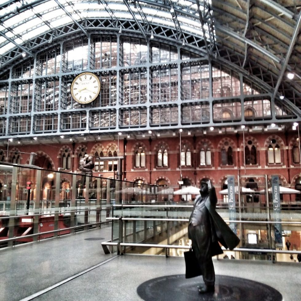 St. Pancras International EuroStar